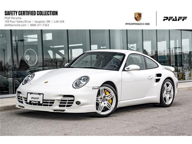 2007 Porsche 911 Carrera 4 Turbo Coupe (Stk: U8419A) in Vaughan - Image 1 of 21