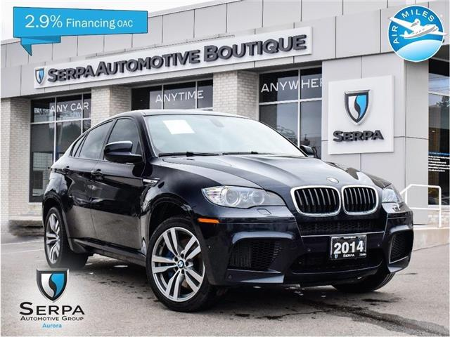 2014 BMW X6 M Base (Stk: P1016A) in Aurora - Image 1 of 28