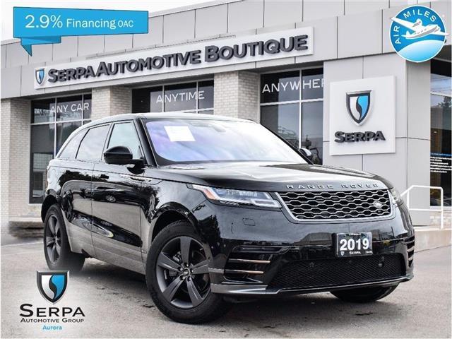 2019 Land Rover Range Rover Velar D180 SE R-Dynamic (Stk: C1018) in Aurora - Image 1 of 29