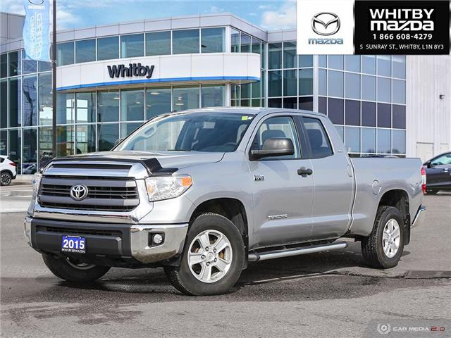 2015 Toyota Tundra SR 5.7L V8 (Stk: P17273) in Whitby - Image 1 of 27