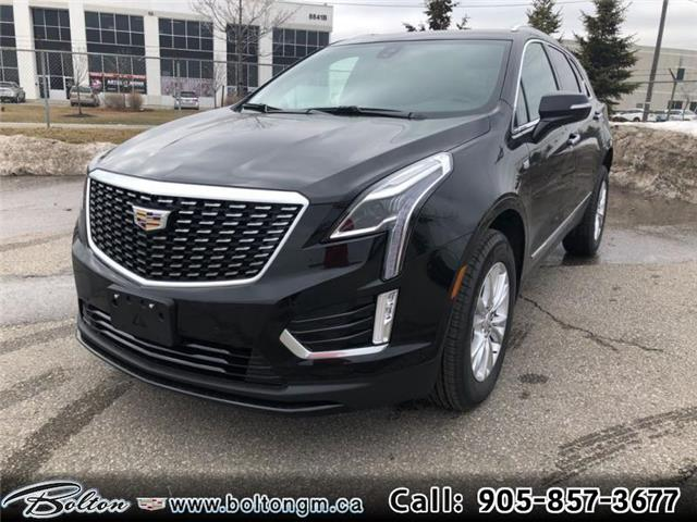 2020 Cadillac XT5 Luxury (Stk: 192386) in Bolton - Image 1 of 14