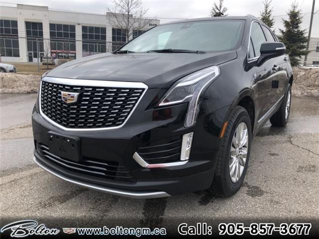 2020 Cadillac XT5 Premium Luxury (Stk: 192843) in Bolton - Image 1 of 14