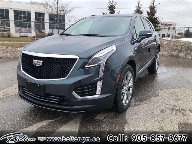 2020 Cadillac XT5 Sport (Stk: 196538) in Bolton - Image 1 of 13