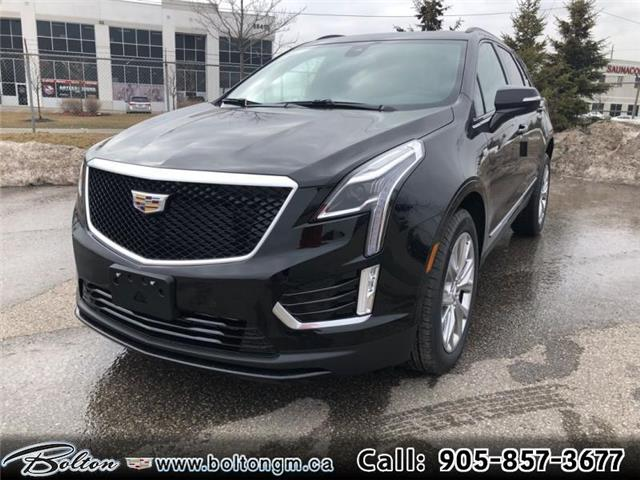 2020 Cadillac XT5 Sport (Stk: 196650) in Bolton - Image 1 of 14