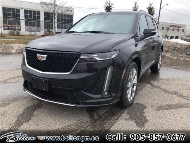 2020 Cadillac XT6 Sport (Stk: 171678) in Bolton - Image 1 of 15