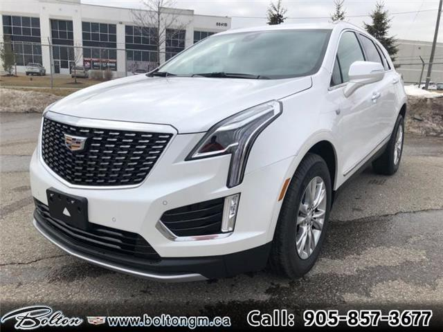 2020 Cadillac XT5 Premium Luxury (Stk: 184353) in Bolton - Image 1 of 14