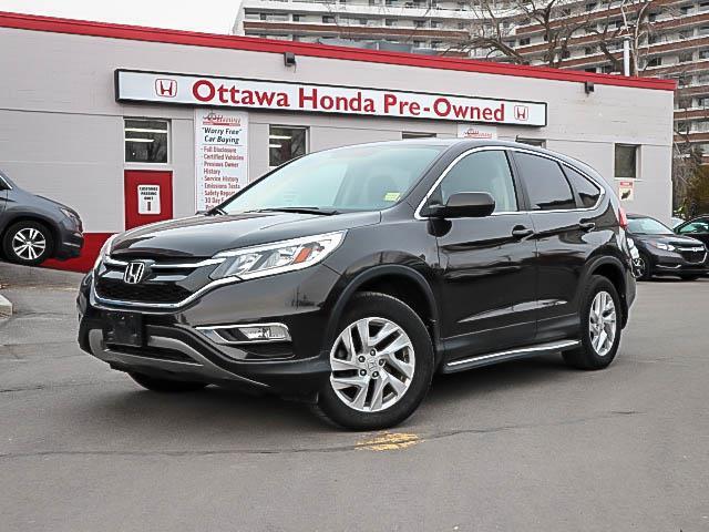 2016 Honda CR-V EX (Stk: H81840) in Ottawa - Image 1 of 27