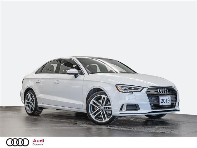 2019 Audi A3 45 Progressiv (Stk: 52958) in Ottawa - Image 1 of 20