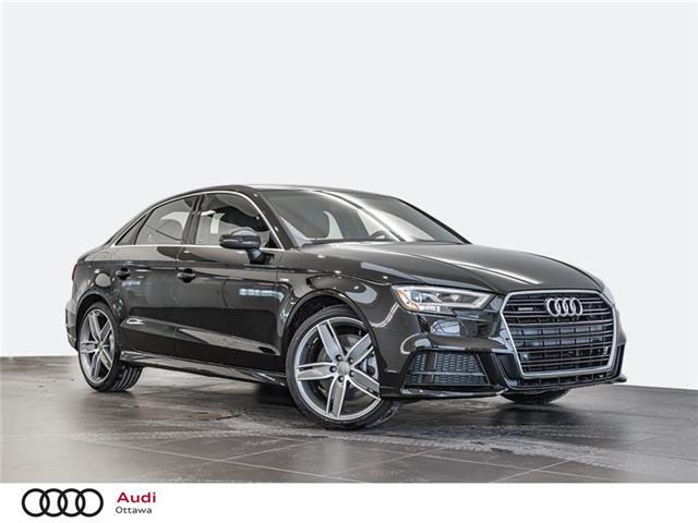 2019 Audi A3 45 Progressiv (Stk: 52976) in Ottawa - Image 1 of 20