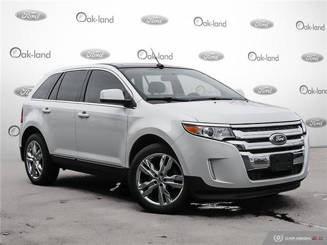 2011 Ford Edge Limited (Stk: 0T195DA) in Oakville - Image 1 of 27