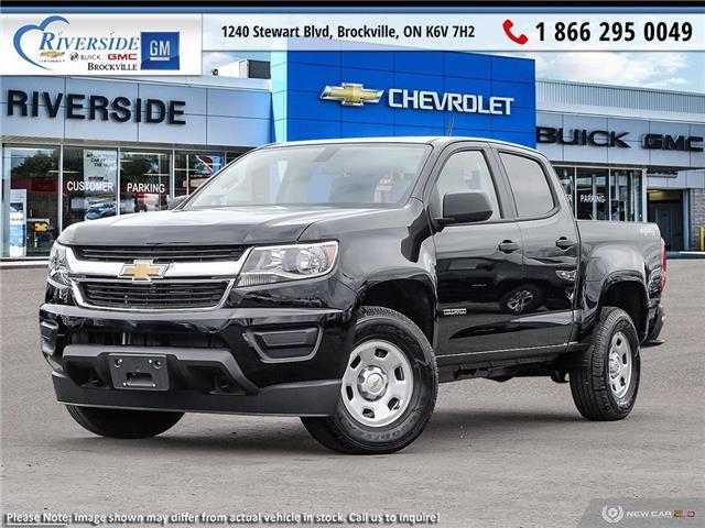 2020 Chevrolet Colorado WT (Stk: 20-136) in Brockville - Image 1 of 24