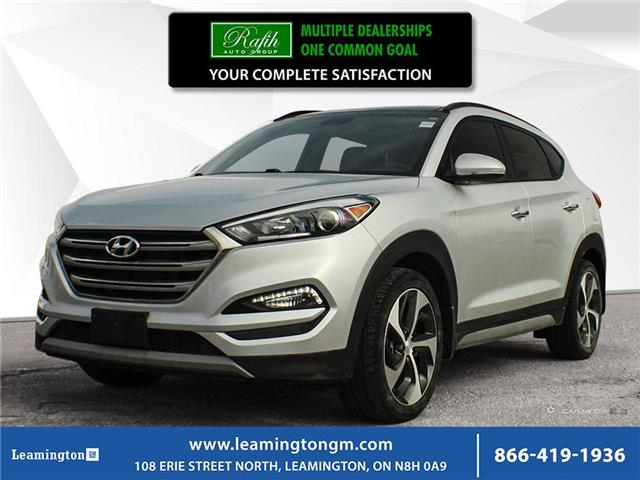 2017 Hyundai Tucson SE (Stk: 20-297A) in Leamington - Image 1 of 30