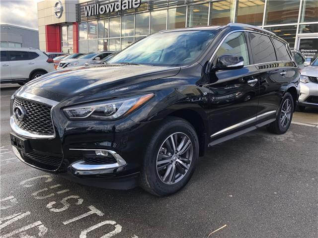 2018 Infiniti QX60 Base (Stk: DEMO-H7784) in Thornhill - Image 1 of 22