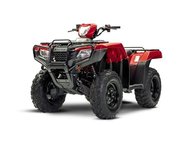2020 Honda TRX520FE2L HONDA ATV FOREMAN* ELECTRIC SHIFT. 4X4 (Stk: 4600288) in Brockville - Image 1 of 1