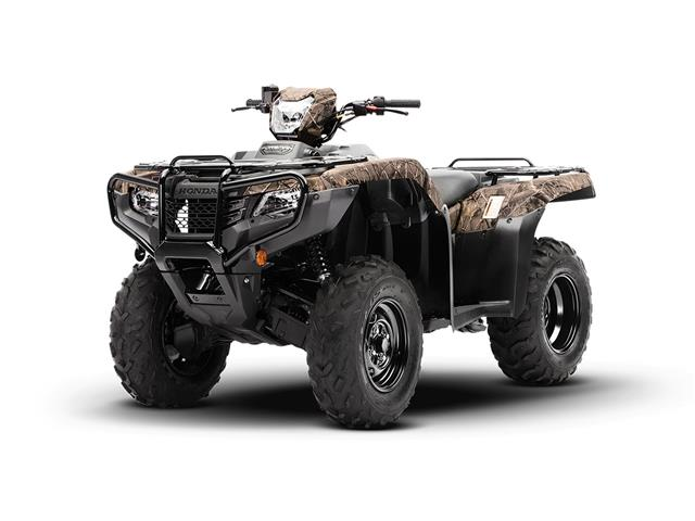 2020 Honda TRX520FM1CL HONDA ATV FOREMAN CAMO (Stk: 4600046) in Brockville - Image 1 of 1