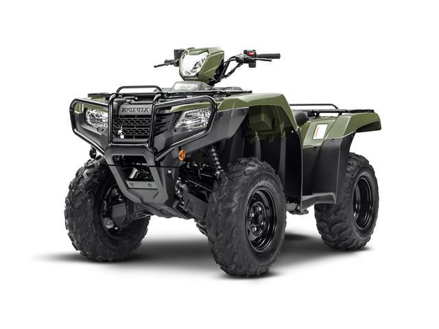 2020 Honda TRX520FM1L HONDA FOREMAN ATV (Stk: ) in Brockville - Image 1 of 1