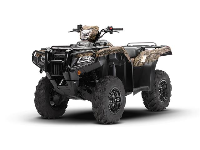 2020 Honda TRX520FA7CL HONDA RUBICON ATV CAMO AUTOMATIC (Stk: 4500291) in Brockville - Image 1 of 1