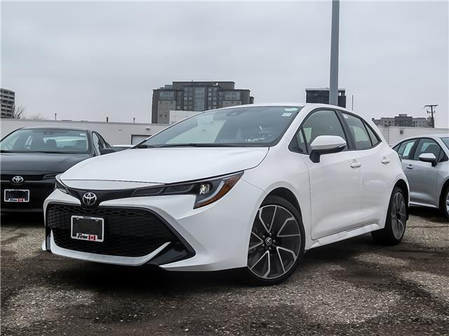 2020 Toyota Corolla Hatchback Base (Stk: 02251) in Waterloo - Image 1 of 16