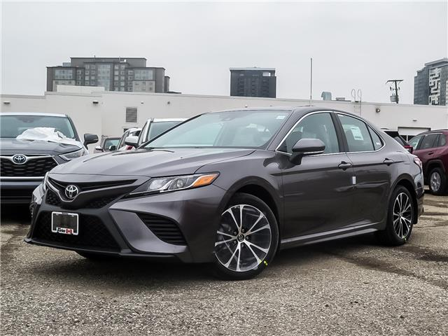2020 Toyota Camry SE (Stk: 03048) in Waterloo - Image 1 of 17