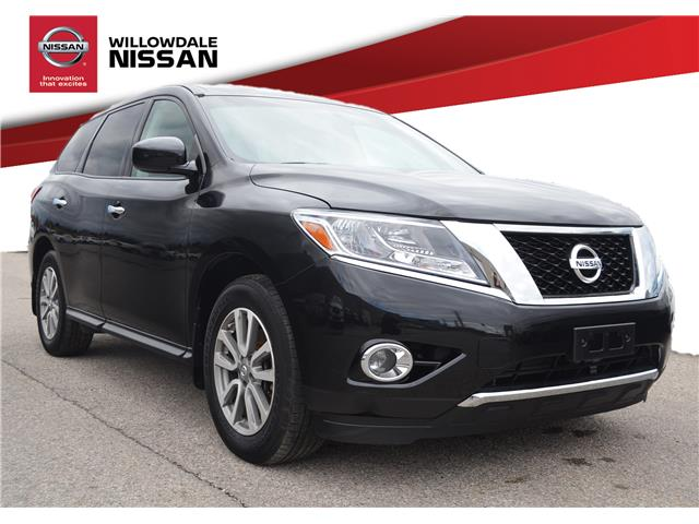 2016 Nissan Pathfinder S (Stk: C35479) in Thornhill - Image 1 of 26