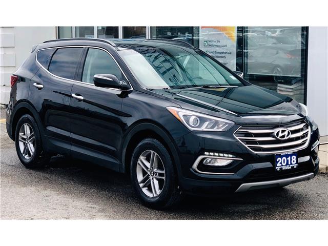 2018 Hyundai Santa Fe Sport 2.4 Premium (Stk: 8349H) in Markham - Image 1 of 8