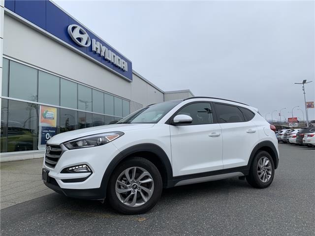 2018 Hyundai Tucson SE 2.0L (Stk: H20-0009W) in Chilliwack - Image 1 of 12