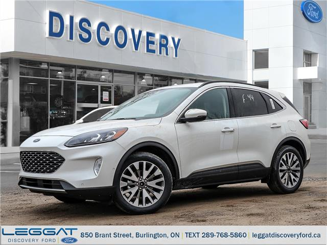 2020 Ford Escape Titanium Hybrid (Stk: ES20-36339) in Burlington - Image 1 of 17