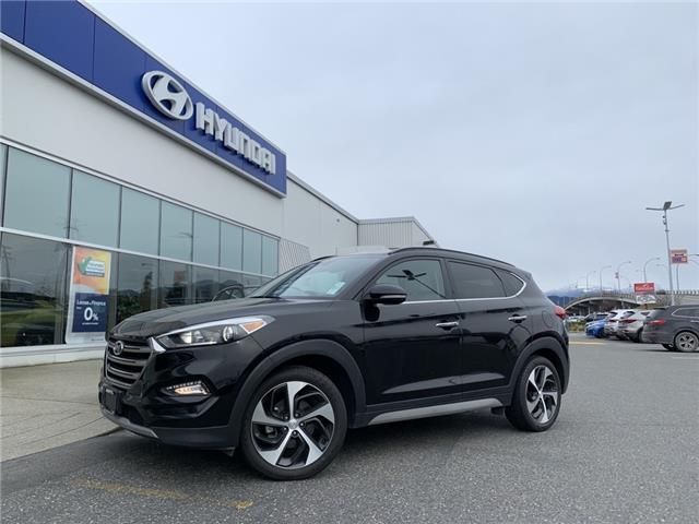 2017 Hyundai Tucson Ultimate (Stk: H20-0010W) in Chilliwack - Image 1 of 12