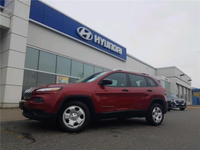 2014 Jeep Cherokee Sport (Stk: H93-5319B) in Chilliwack - Image 1 of 10
