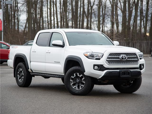 2017 Toyota Tacoma TRD Off Road (Stk: 3695) in Welland - Image 1 of 20
