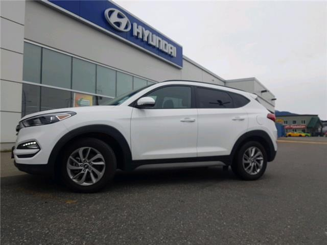 2018 Hyundai Tucson SE 2.0L (Stk: H20-0011W) in Chilliwack - Image 1 of 13