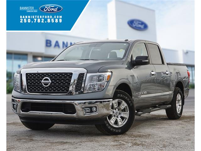 2018 Nissan Titan SV (Stk: PW2011) in Dawson Creek - Image 1 of 16