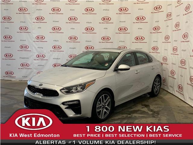 2020 Kia Forte EX Premium (Stk: 22248) in Edmonton - Image 1 of 30