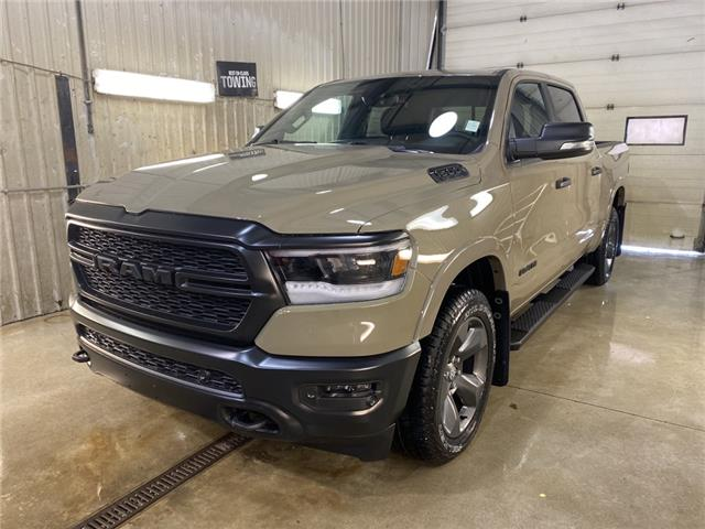 2020 RAM 1500 Big Horn (Stk: LT015) in Rocky Mountain House - Image 1 of 29