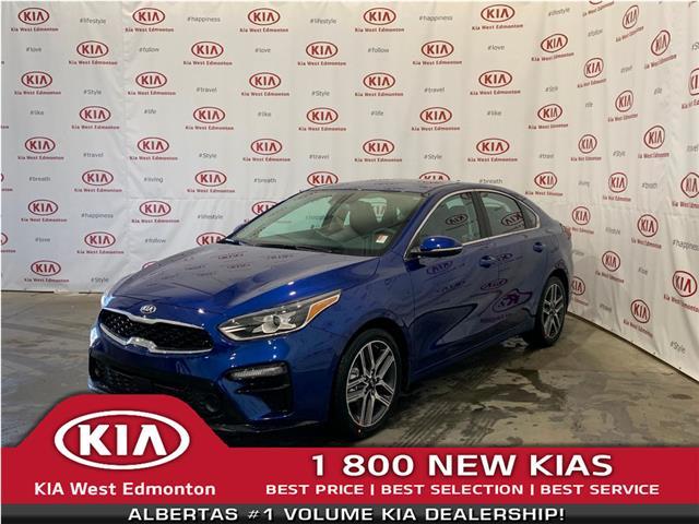 2020 Kia Forte EX Premium (Stk: 22249) in Edmonton - Image 1 of 28