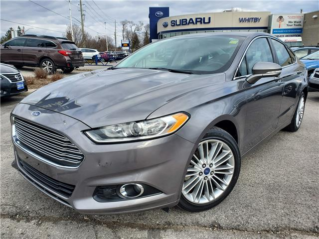 2014 Ford Fusion SE (Stk: 20S516AA) in Whitby - Image 1 of 27