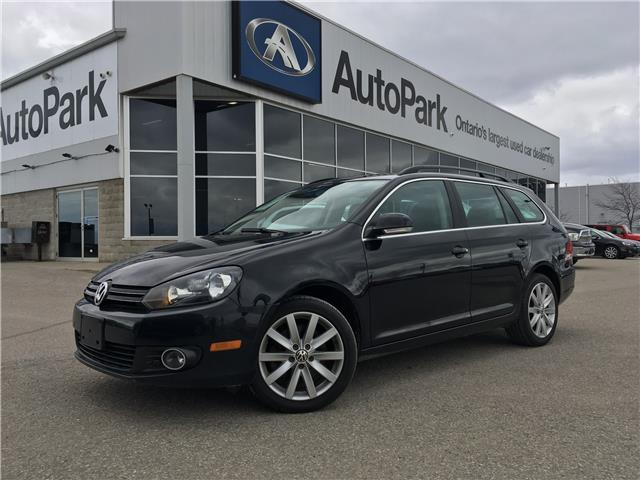 2013 Volkswagen Golf 2.0 TDI Highline (Stk: 13-00943JB) in Barrie - Image 1 of 24