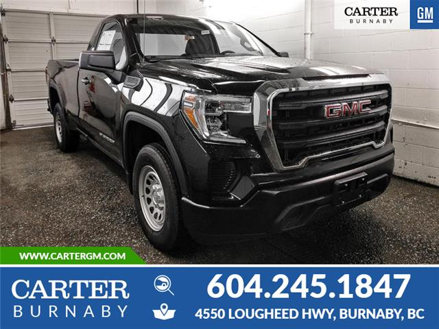 2019 GMC Sierra 1500 Base (Stk: 89-63280) in Burnaby - Image 1 of 9