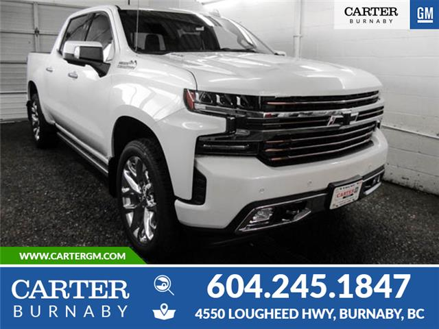 2020 Chevrolet Silverado 1500 High Country (Stk: N0-55260) in Burnaby - Image 1 of 13