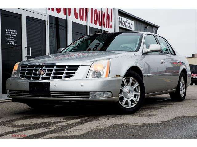 2008 Cadillac DTS  (Stk: T20130) in Chatham - Image 1 of 23