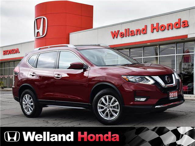 2019 Nissan Rogue SV (Stk: U6769) in Welland - Image 1 of 24