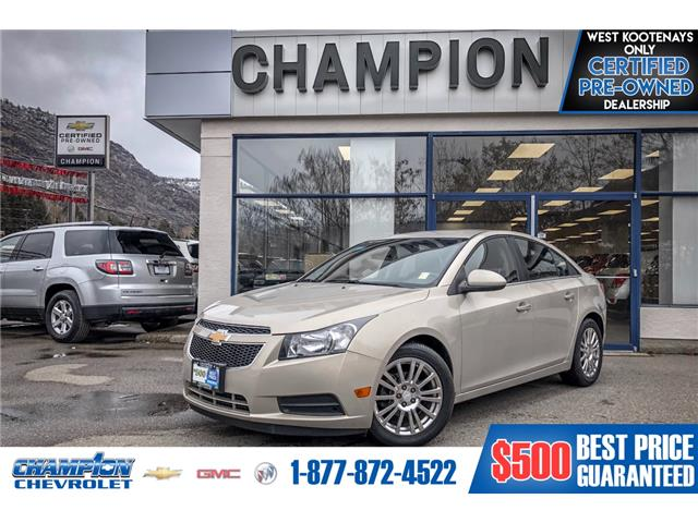 2012 Chevrolet Cruze ECO (Stk: 19-266C) in Trail - Image 1 of 23