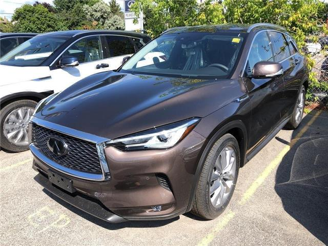 2019 Infiniti QX50 ESSENTIAL (Stk: 19QX50120) in Newmarket - Image 1 of 5