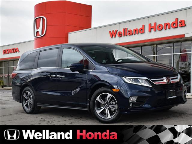 2020 Honda Odyssey EX-L RES (Stk: N20148) in Welland - Image 1 of 26