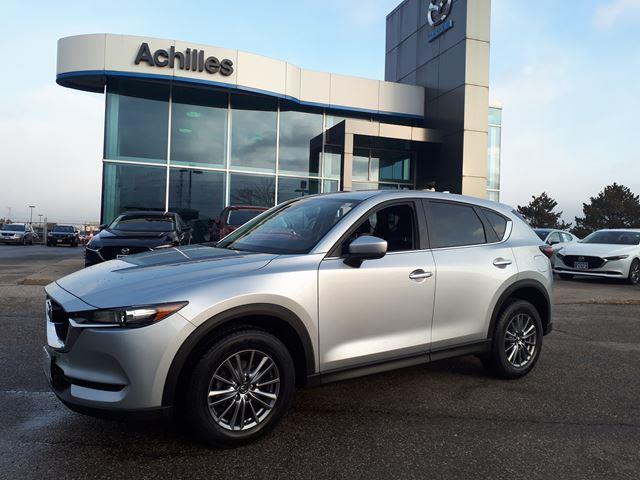 2018 Mazda CX-5 GS (Stk: P5968) in Milton - Image 1 of 11