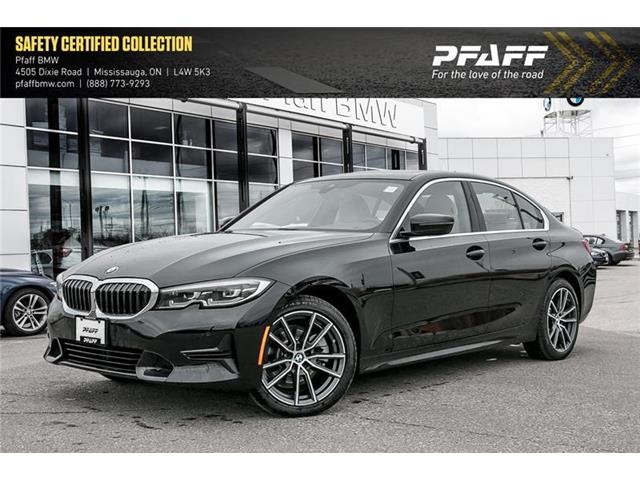 2019 BMW 330i xDrive (Stk: U23416) in Mississauga - Image 1 of 22