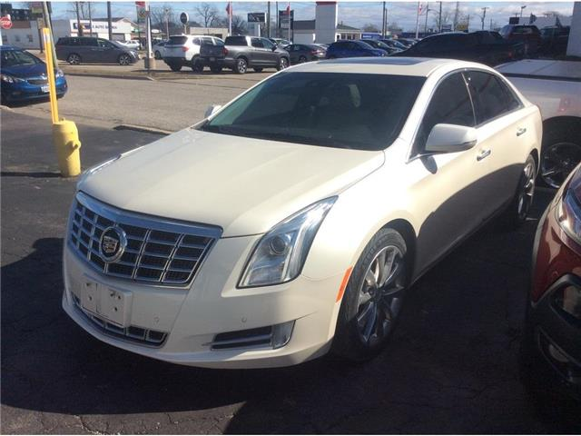 2013 Cadillac XTS Luxury Collection (Stk: A8998) in Sarnia - Image 1 of 1