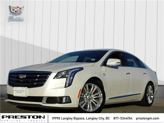 2019 Cadillac XTS Luxury (Stk: X28571) in Langley City - Image 1 of 28