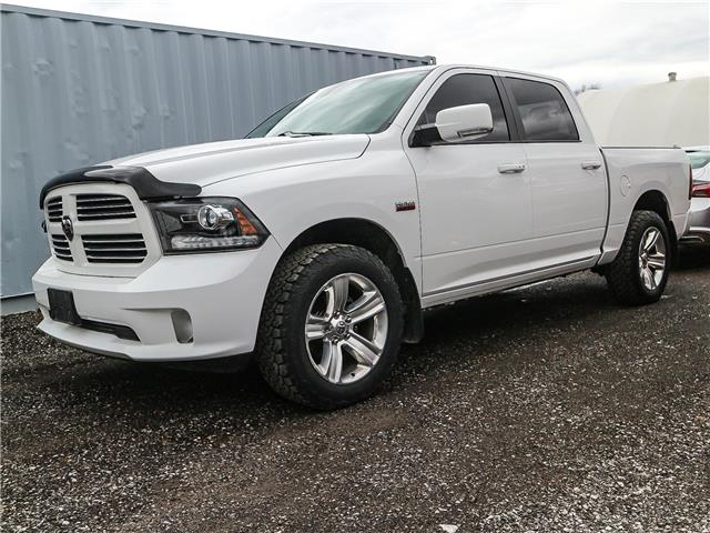 2016 RAM 1500 Sport (Stk: 110439U) in PORT PERRY - Image 1 of 1