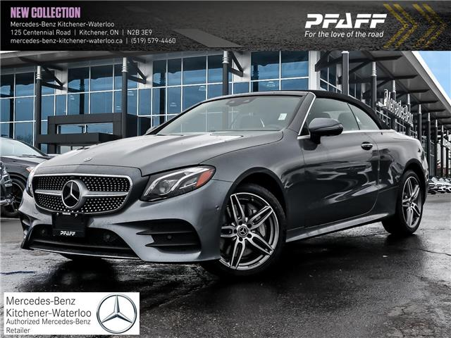 2019 Mercedes-Benz E-Class Base (Stk: 38954D) in Kitchener - Image 1 of 19